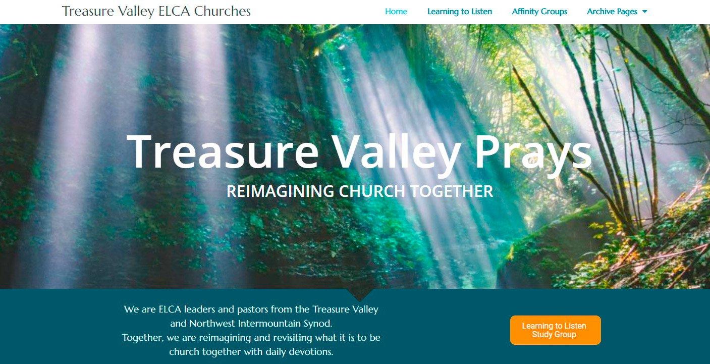 Treasure Valley Prays