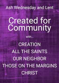 Lent -created for community